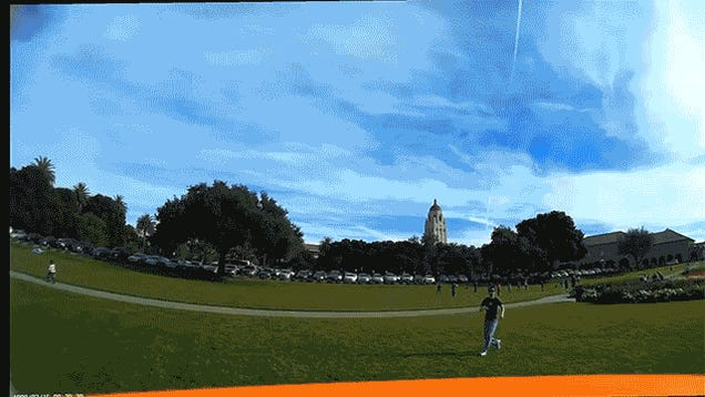 Frisbeecam Records the Ultimate First-Person View