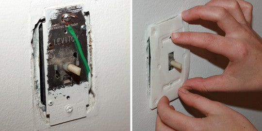 Insulate Outlets and Switches to Cut Down on Heat Loss