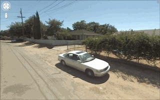 Accused Child Molester Followed Google Street View Car In Stereotypical Van