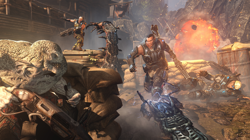 Gears of War: Judgment: The Kotaku Review
