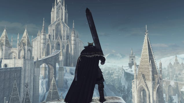 Dark Souls II's DLC May Be The Peak Of The Whole Series