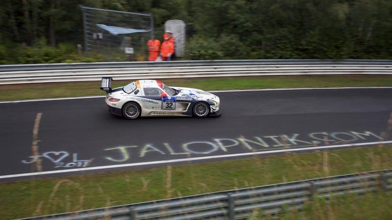 Jalopnik fans tag Nürburgring