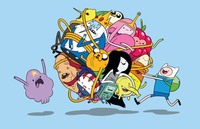 We're Getting Another Adventure Time Game, And Not Just On The 3DS