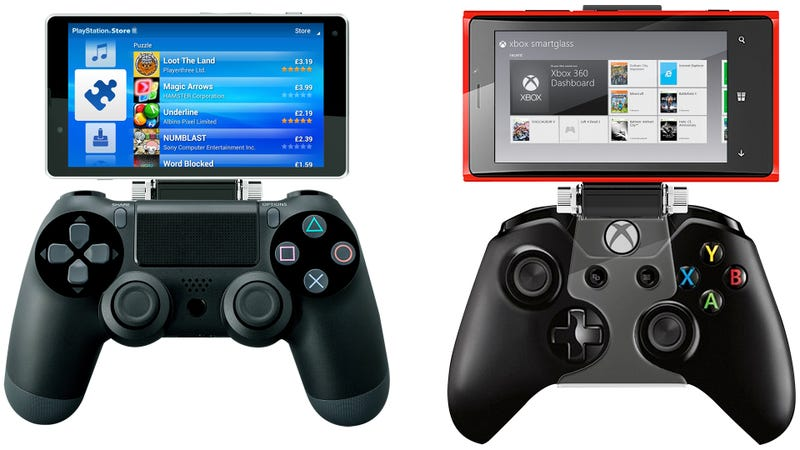 Nyko Is Already Attaching Things To Your Xbox One and PS4 Controllers