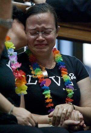 Hawaii Legislature Legalizes Civil Unions