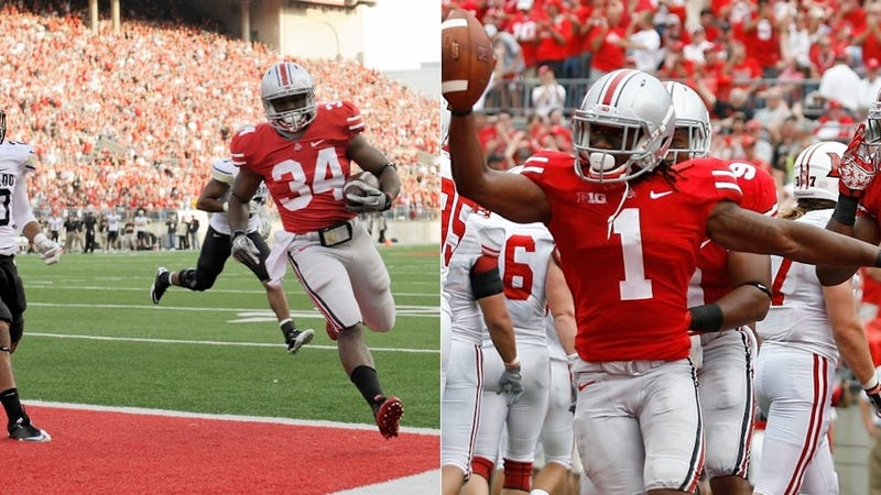 One Ohio State Player Dismissed From Team, Other Arrested