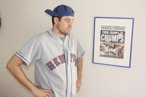 Meet The Mets' Sad Fan
