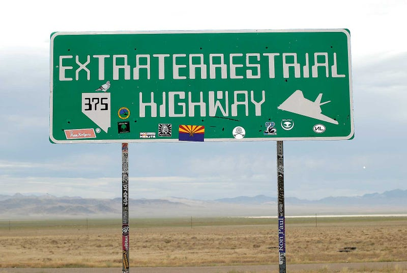 Prepare to be Anal Probed Along America's Extraterrestrial Highway