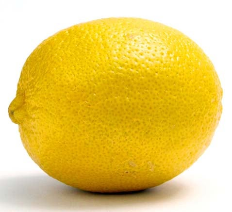 Lemons Have Status Washed Clean By Switching States