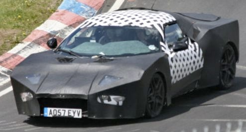 2010 Lotus Eagle Laps Nürburgring, Continues Search For Joker