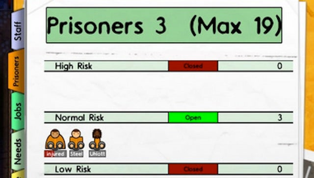 I'd Rather Be Playing Prison Architect, a Most Uncomfortable Game