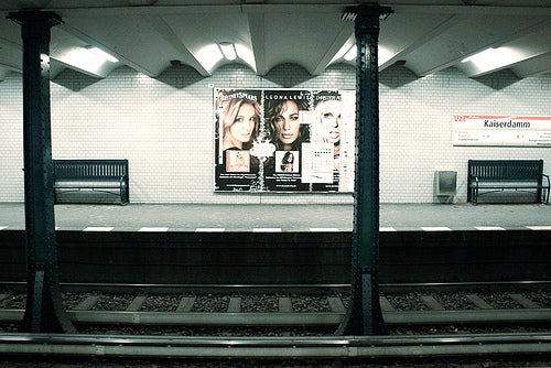 Photoshopped Subway Ads Get Exposed in Berlin