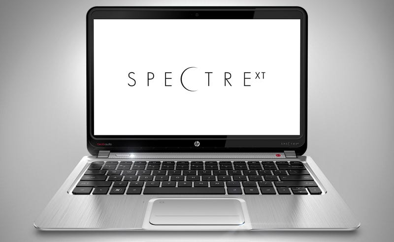 HP Spectre XT: HP's Glass Wonder Now Has a Smaller, Cheaper and Aluminum-Clad Sibling
