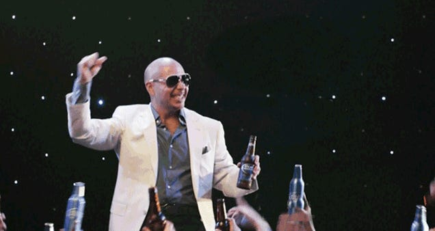 Pitbull And J. Lo Team Up For The Official 2014 World Cup Anthem
