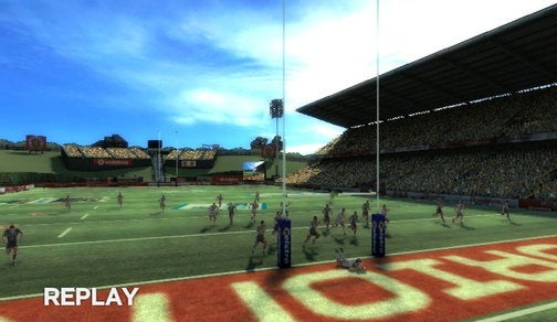 Rugby League Comes To The Wii