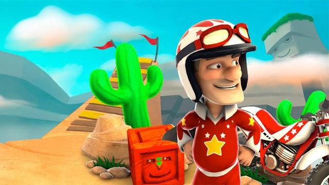 Joe Danger Rides Over 18 Buses, Lands On Xbox 360
