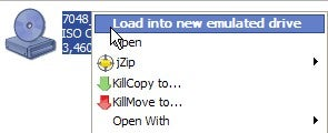 WinCDEmu Integrates Image Mounting into Windows Explorer
