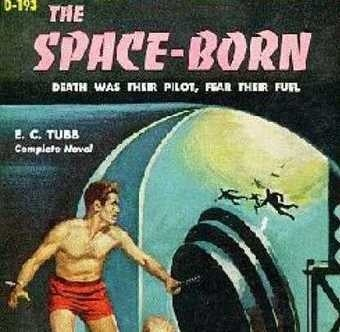 R.I.P. E.C. Tubb, prolific science fiction author who died on the day his final book was accepted