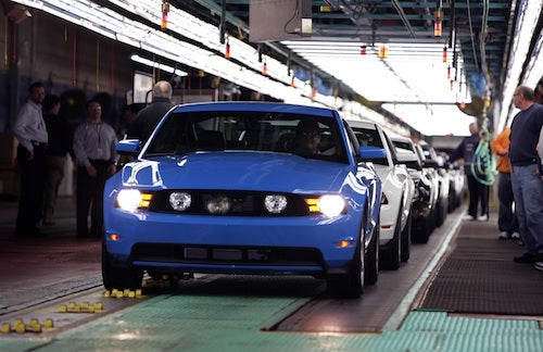 Ford Recalls 2010 Mustang For Being Too Cool