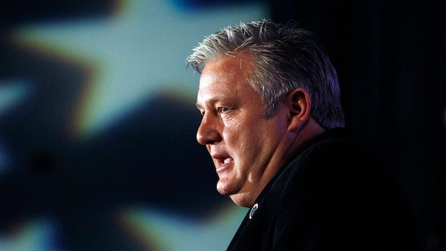 Marcus Bachmann Already Making Catty Comments About First Lady