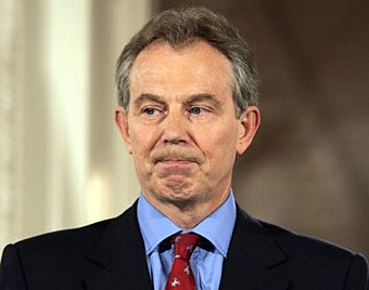 Tony Blair Drank Like Crazy While Prime Minister