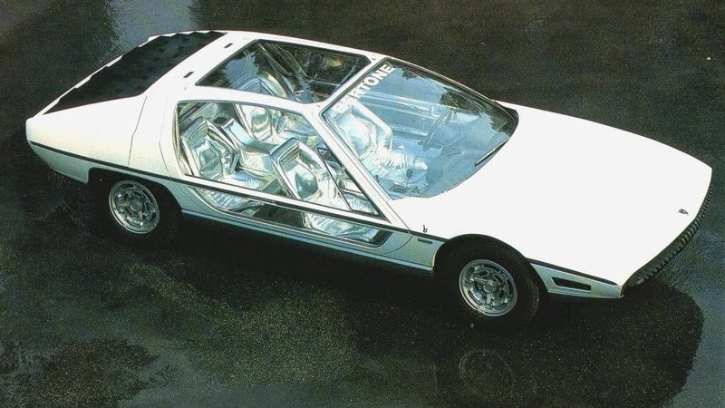 The most important Lamborghini that never was