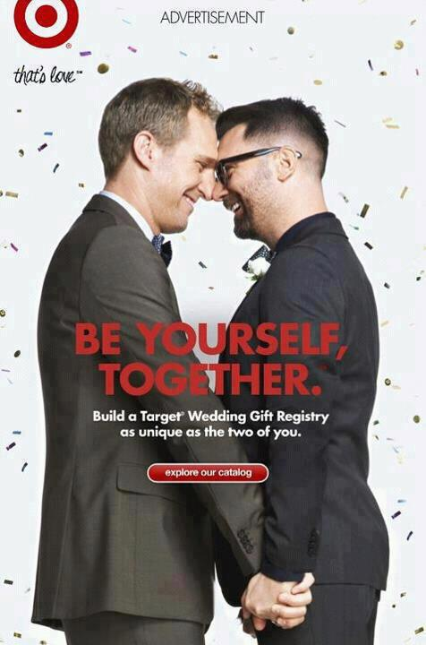Target Will Gladly Take Your Gay Money But Won't Support Your Equal Right to Gay Marry