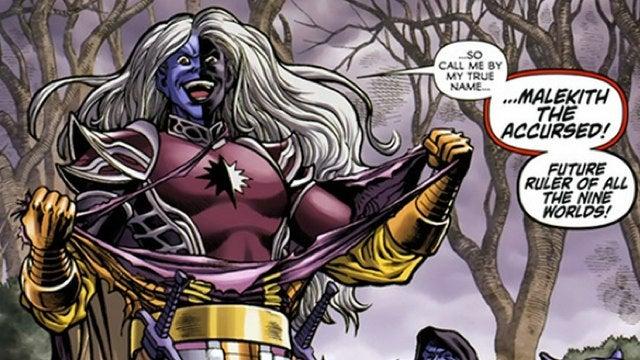 Christopher Eccleston will play Thor 2's villain, Malekith The Accursed!