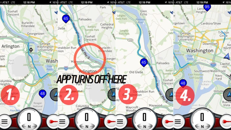 How Speed Trap App Trapster Could Be Used To Stalk You