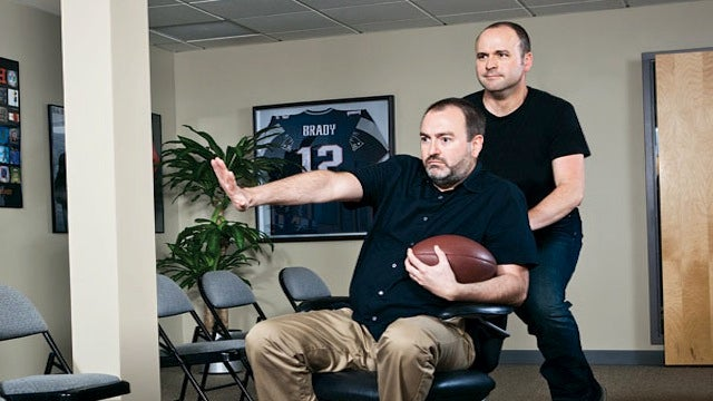 How Two Rock DJs Rescued Boston Sports Talk Radio From Crazy Old People
