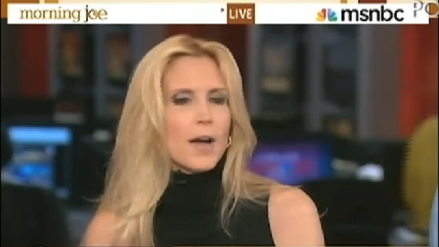 Ann Coulter's 'Douche Bag' Too Edgy for Morning Joe
