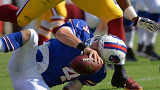 Kevin Kolb Is Still Messed Up From Concussions