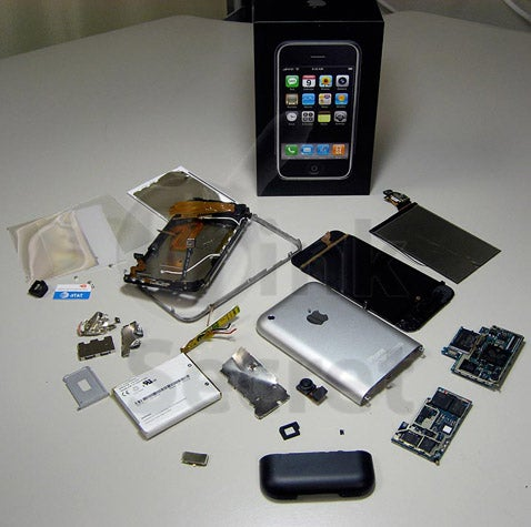 Apple iPhone Dismantled