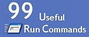 Useful Windows Run commands