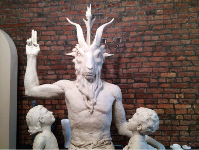 We Have Seen the Oklahoma Capitol Satanic Monument, and It Is Awesome