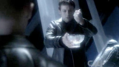 On Smallville, Zod Is Kryptonian Jesus