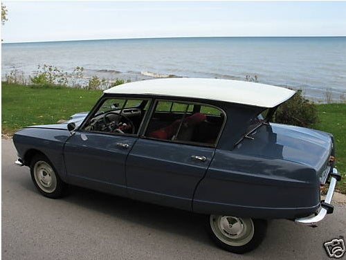 1964 Citroën for a Friendly $12,400!