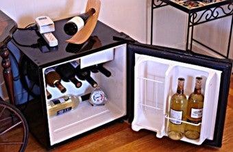 Turn a Mini Fridge into a Wine Storage Unit