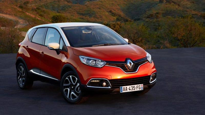 Renault Thinks The World Needs A 'User-Friendly' Nissan Juke