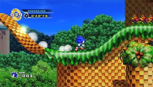 Sonic the Hedgehog 4 Has A Secret Platform (It's the iPhone)