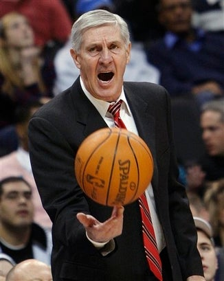 Jerry Sloan Goes From Re-Signing To Resigning In 3 Days