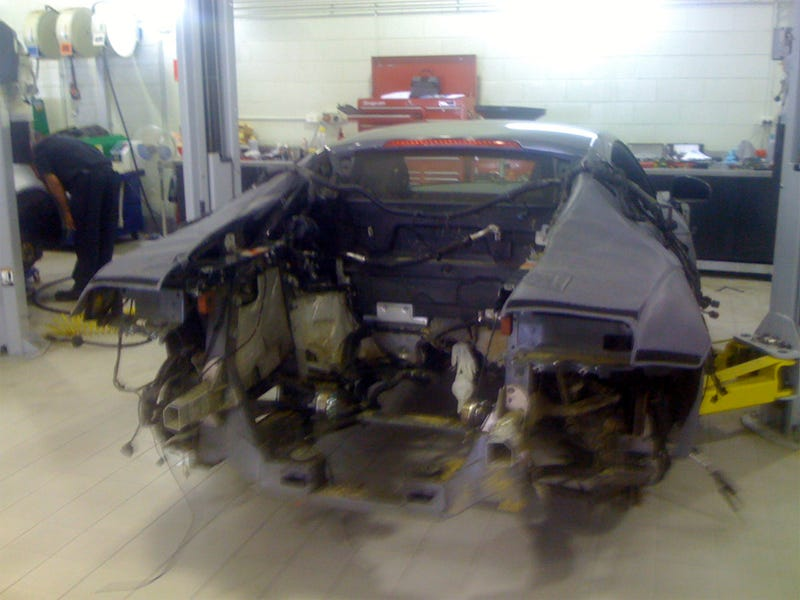 Audi R8: Supercar Teardown