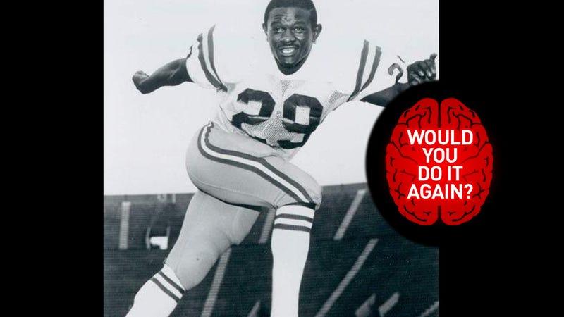 Would You Do It Again? We Ask Former NFLer Liffort Hobley