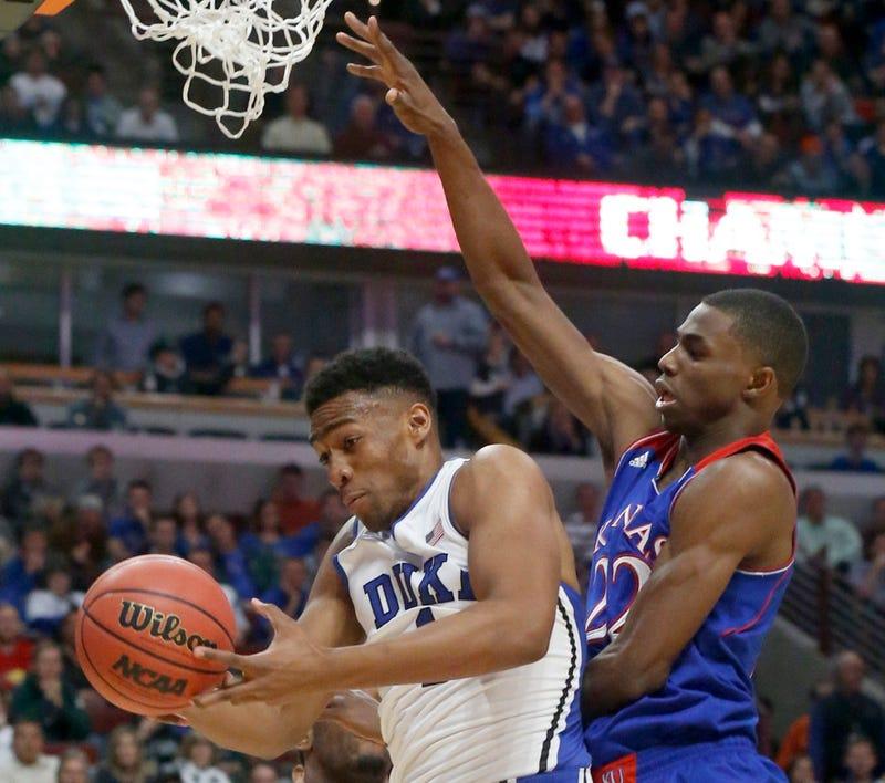 Kansas Wigginses Defeat Duke Jabaris