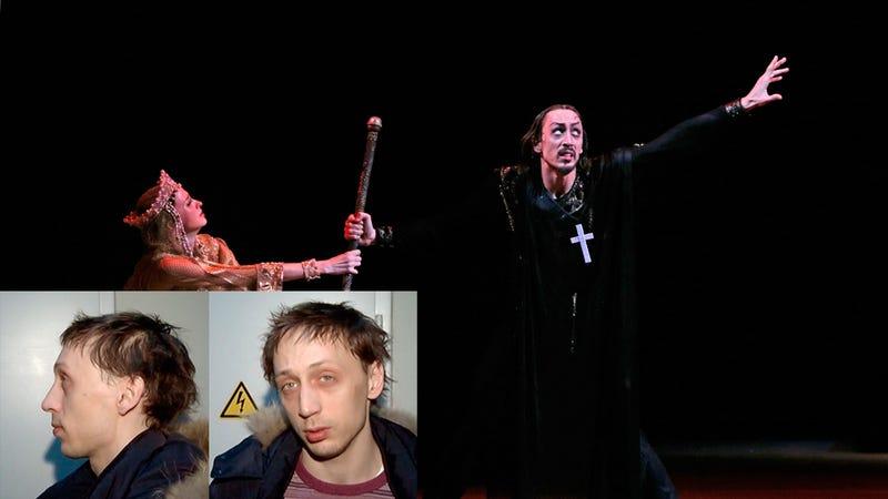 Star Dancer Arrested in Insane Russian Ballet Acid Attack