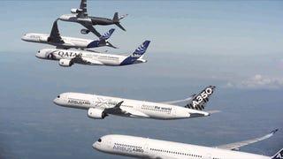 La acrobacia aérea más cara que verás: $1.500 millones en aviones