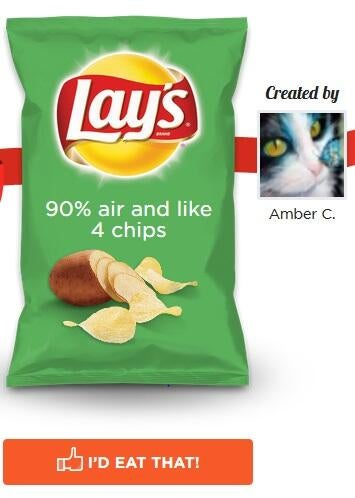 Lay's Do us a flavor contest