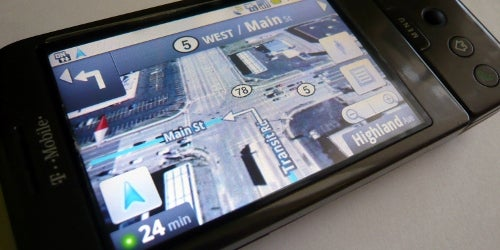 Get Google Maps Navigation on Your G1