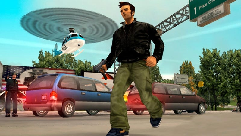 Someone's Attempting to 100 Percent GTA III and Vice City in 24 Hours
