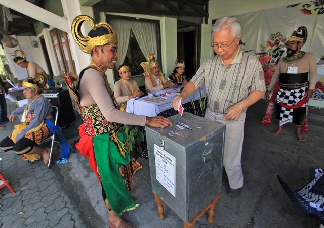 Both Candidates Have Claimed Victory in Indonesia's Election